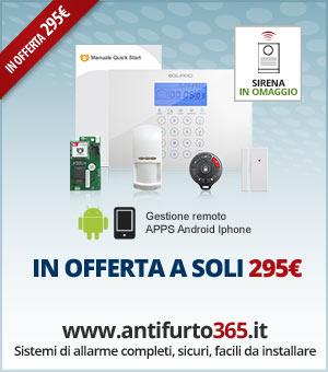Banner antifurto casa - Miglior antifurto casa wireless ...