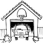 allarme garage